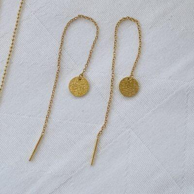 Øreringe med mønter, Coins of Hope