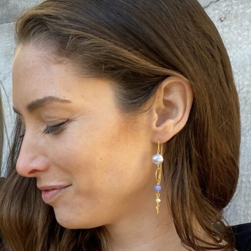 Øreringe, Blue love