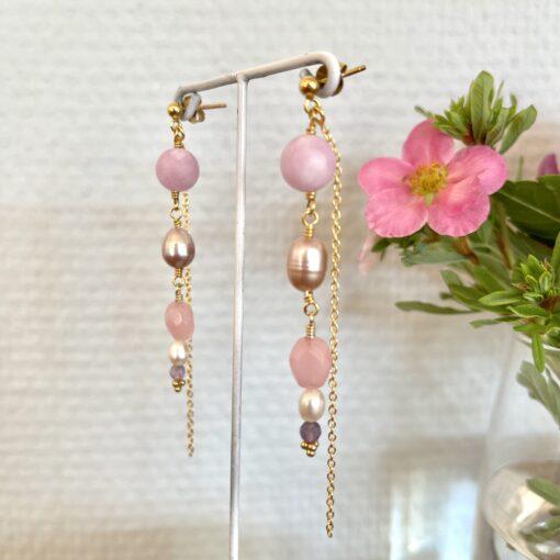 Øreringe, Sweet Lilacs